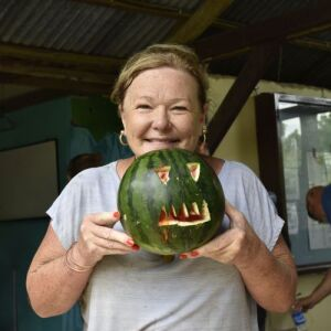 Halloween At The Samboja Lestari Orangutan Volunteer Project!