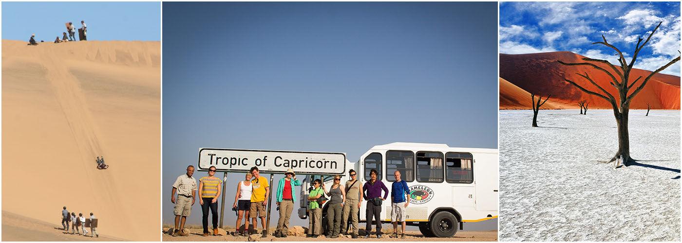 4 Day Swakopmund and Sossusvlei Adventure Tour