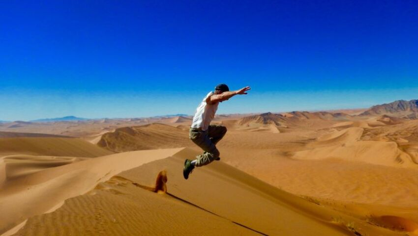 Scott's 6 Day Dunes And Wildlife Experience!