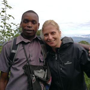 """""""If You Are Thinking About This Trip, All I Can Say Is Do It!"""" - Read About Eve's Time On The Great Gorilla Project!"""