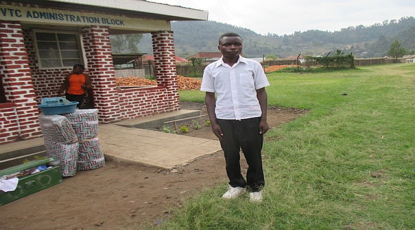 Gedions education is going to continue! Read his story!