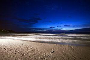 Night Patrols On The Beach