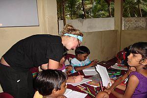 Teaching English To Local Communities