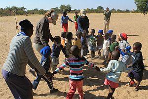 Visit To Masuwe School