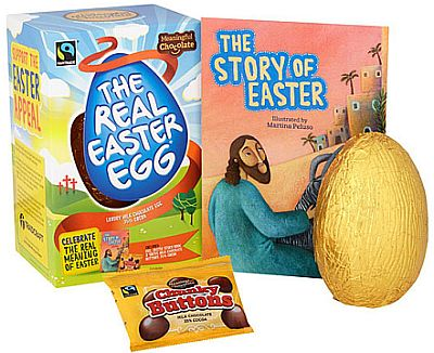The Meaningful Chocolate Company The Real Easter Egg And Fairtrade Chocolate Eggs
