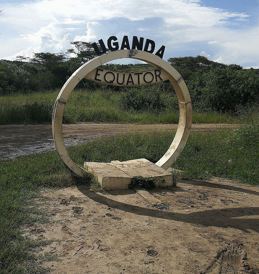 Ugandan Equator