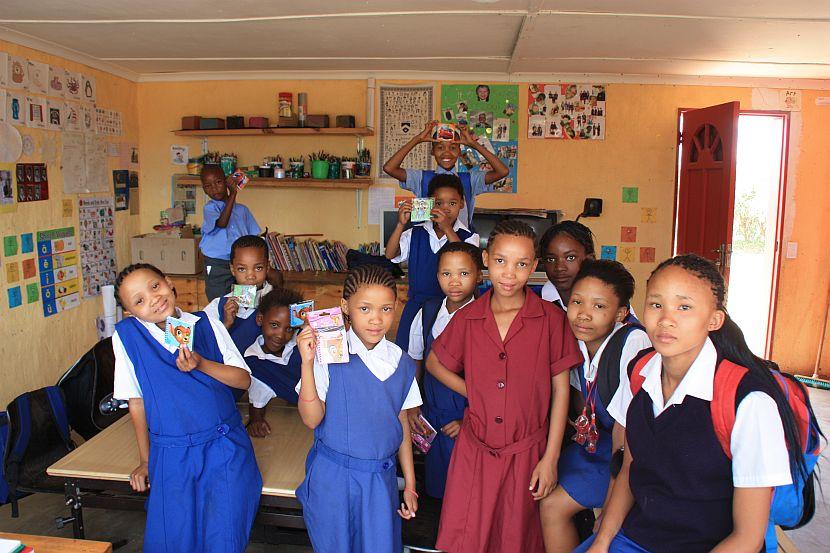 Namibia Children