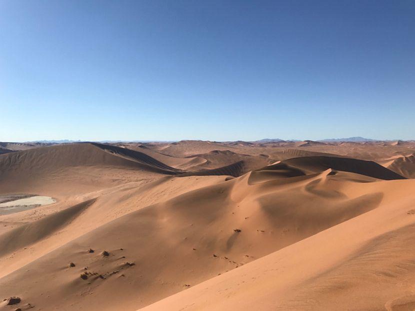 Neuras dunes