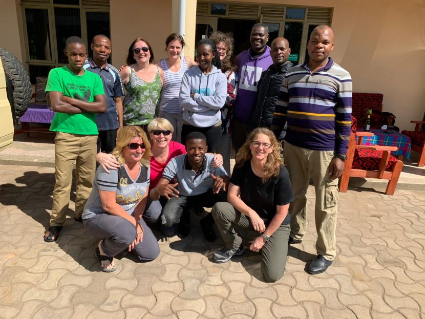 The Great Gorilla Project in Uganda