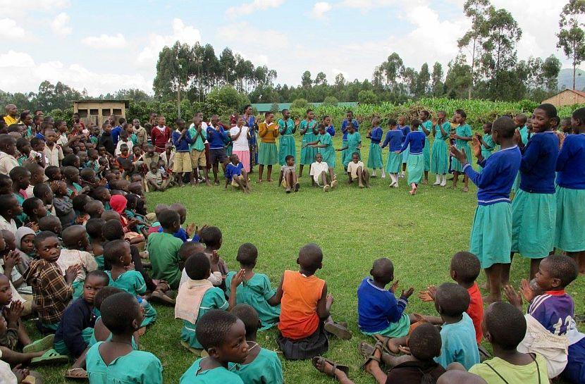 Ugandan School