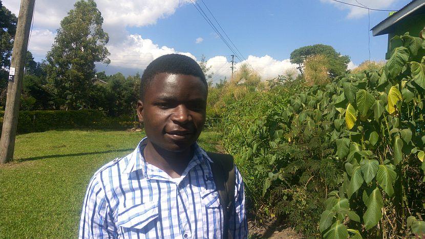 Gedion in Uganda