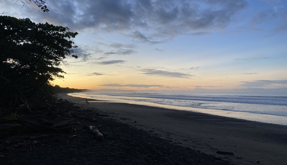 Volunteer Photo of Costa Rican Sunrise