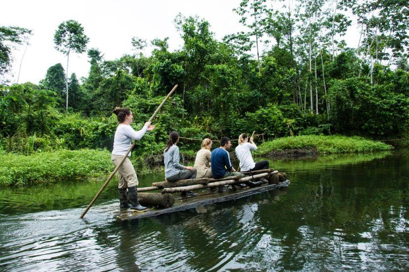 volunteer opportunities in the amazon peru